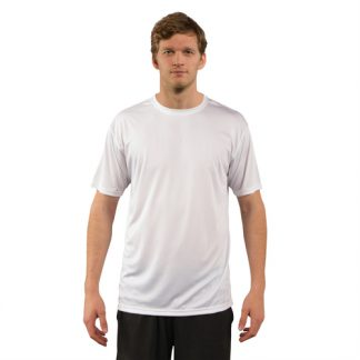 Solar Short sleeve white front